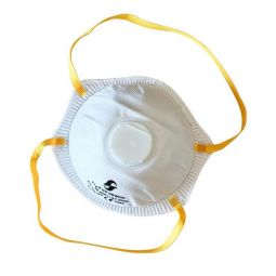 ELOS Feinstaubmaske FFP2 mit Ventil VE:20