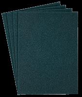 Schleifblatt KL 371 X blau, 230x280 K 80