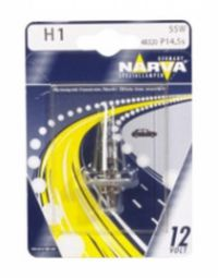 NARVA H1 12V 55 W P14,5s Blister