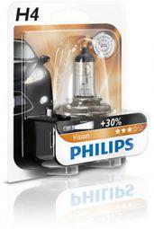 PHILIPS Vision H4 12V 60/55W P43t Blister 1