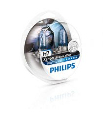 PHILIPS BlueVision ultra H7 12972BVUSM, 2er-Set