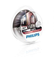 PHILIPS VisionPlus +60% H7 12972VPS2, 2er-Set