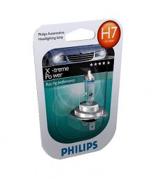 PHILIPS X-tremePower +80% H7 12972XP+B1, Blister 1
