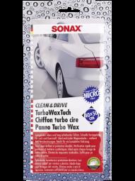 SONAX Clean&Drive TurboWaxTuch 40x50