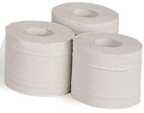 Tissue-Toilettenpapier 2-lagig, 250 Blatt